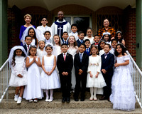 Mt Sacred Heart First Communion